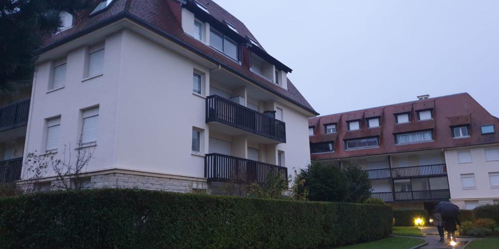 VILLERS-SUR-MER (14640), 2 Chambres Chambres, ,1 Salle de bainsSalle de bain,Appartement,A Vendre,Résidence Le France,1102