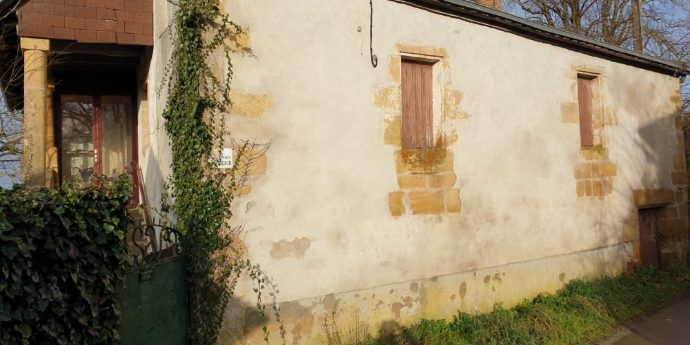 Nanthieul (24800), 3 Chambres Chambres, ,1 Salle de bainsSalle de bain,Maison,A Vendre,1107