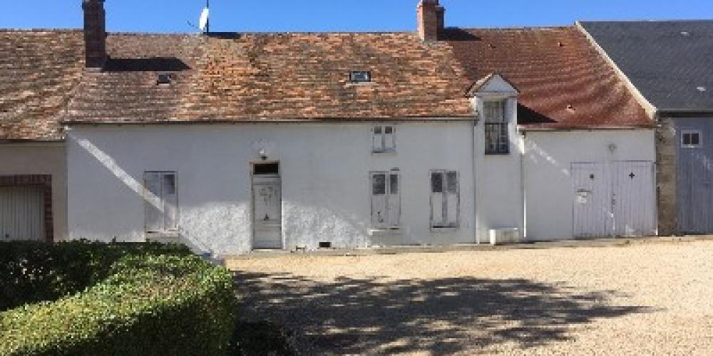 FRESNAY L'EVEQUE (28310), 3 Chambres Chambres, ,2 Salle de bainSalle de bain,Maison,A Vendre,1108
