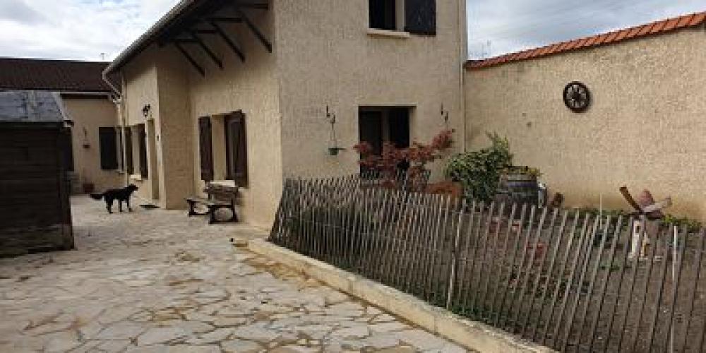 DEUIL LA BARRE (95170), 3 Chambres Chambres, ,1 Salle de bainsSalle de bain,Maison,A Vendre,1124